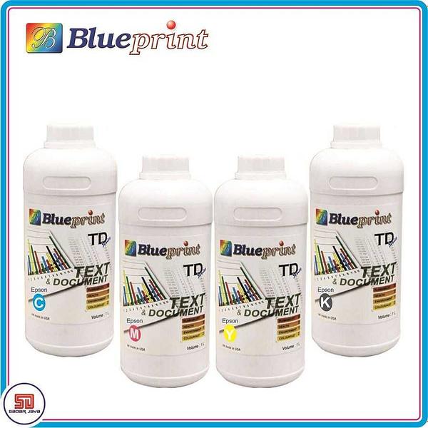 Blueprint Tinta 1 Liter Epson