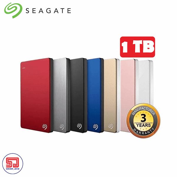 Seagate Backup Plus BUP Slim 1TB